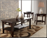 Logan 3-in-1 Pack Occasional Table Set Signature Design by Ashley Furniture (SKU: AB T160)