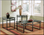 Laney 3-in-1 Pack Occasional Table Set - T180 Signature Design by Ashley Furniture (SKU: AB-T180-CTS)