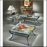 Antigo Occasional Table Set Signature Design by Ashley Furniture (SKU: ABT233-CTS)
