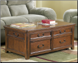 Woodboro Occasional Table Set: Signature Design by Ashley Furniture (SKU: AB- T478)