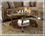 Nestor Occasional Table Set: Signature Design by Ashley Furniture (SKU: AB- T517)