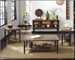 Signature Design Living Room Occasional Table Set (SKU: AB- T269-13)