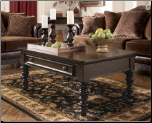Key Town Cocktail Table Set Signature Design by Ashley Furniture (SKU: AB- T668)