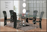 "Dining Room Set ""A11DT"" By Global Furniture (SKU: GL-A11DT)"