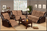 Reclining Living room set  PXSS0F6661/2/3 (SKU: PXSS-F6661/2/3)