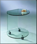 B32 Glass Table by J&M Furniture