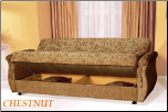 Chestnut Sofa Bed (SKU: MY-CHESTNUT)