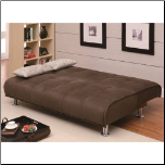 Coaster Furniture 300276 Transitional Sleeper Futon Sofa Bed
