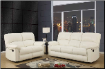 U99270 Reclining Living Room Set in Red