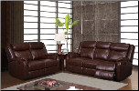 U9303 Reclining Living Room Set in Brown (SKU: GL-U9303)