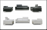 VEGAS Living  Room Set  by J&M Furniture (SKU: JM-VEGAS-17726-LV)