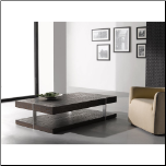 Modern Coffee Table 857 by J&M Furniture (SKU: JM-857-MPN SKU175154)