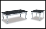 "Coffee Table Set ""9113"" By Global Furniture (SKU: GL-9113BL-CTSET)"