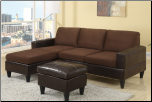 POUNDEX 3 PCS SECTIONAL S7291 (SKU: PXSS-S7291-SECTIONAL)