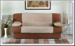 Regata Sofa Bed beige And Brown (SKU: SUN-REGATA-BB)