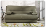 Regata Sofa Bed Rainbow Sage. (SKU: SUN-REGRS)
