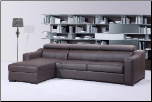 Ritz Sleeper Sectional by J&M Furniture (SKU: JM-17719RITZ)