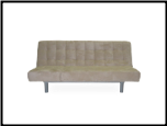 Trio Microfiber Sofa Bed - Available In 5 Different Colors (SKU: AHU-TRIOMF)