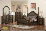 6 PCS  Blinda  Cosmos - Bedroom  Set - Furniture (SKU: Cos-Blinda -Queenbedroomset)