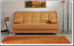 Orange Sofa Bed (SKU: SUN-VEG)