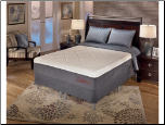 "M862 Palisades 12"" Memory Foam  Mattress"