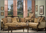 Brignoles 2 Piece Living Room Set by Homey Design HD-3305