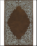 Signature Design Floor Coverings Lorraine-Brown Blue (SKU: AB-R100012)