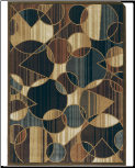 Signature Design Floor Coverings Rug Calder-Sepia (SKU: AB-R135002)