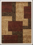Signature Design by Ashley  Traditional Classics   Rosemont - Red - Medium Rug (SKU: AB-R197002)