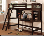 Dayton Loft Bed - Coaster 460063