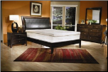 Coaster Mattresses Queen Arese Mattress and Box Spring by Coaster