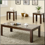 3 Piece Occasional Table Set by Coaster (SKU: CO-700395)