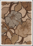 Becca - Bisque Area Rug - Signature Design by Ashley ILLIR279002 (SKU: AB-R279002)