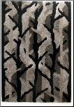 Ashley Signature Design Winter Woods Ebony Area Rug (SKU: AB-R308002)