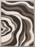 Signature Design by Ashley - Area Rug Rivoletto - Brown (SKU: AB-R230002)
