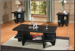 Contemporary Styled Coffee Table Set by Empire Design