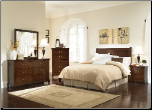 Tatiana Bedroom  Set by Coaster (SKU: CO-202391KSet)