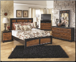Signature Design by Ashley Furniture (SKU: AB-B136-OBR)
