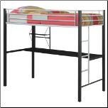Twin Workstation Loft Bed (SKU: CO-460216)