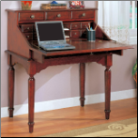 Desks Traditional Secretary Desk by Coaster