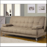 Sofa Bed and Futon with Removable Armrests by Coaster 300147 (SKU: 300147)