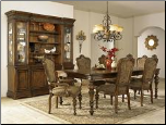 Cantabria - Leg Table Dining Room Set