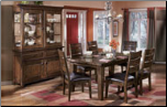 Larchmont  - Old World Styled Dining Room Set Signature Design by Ashley Furniture (SKU: AB-D442-S1)