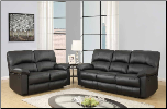 U99270 Reclining Living Room Set in Red (SKU: GL-U99270BLACK)