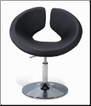 Barstool - Black - By Global Furniture USA (SKU: GL-S68-BS)