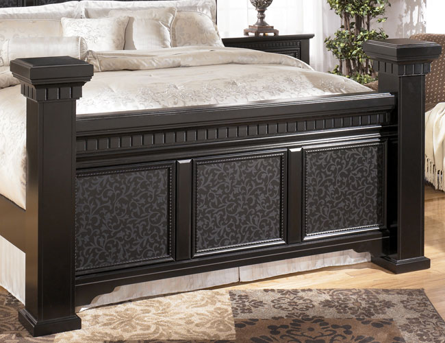 Black Bedroom Sets Ashley furniture in brooklyn at gogofurniture