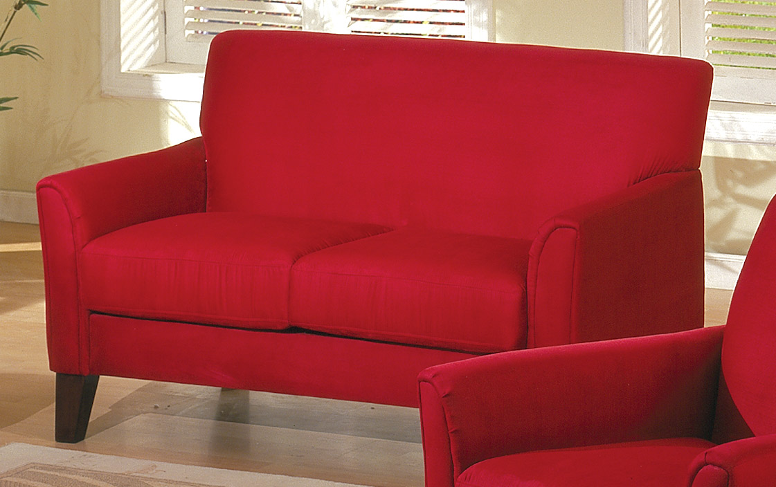 elegant loveseats sofa loveseat leather red