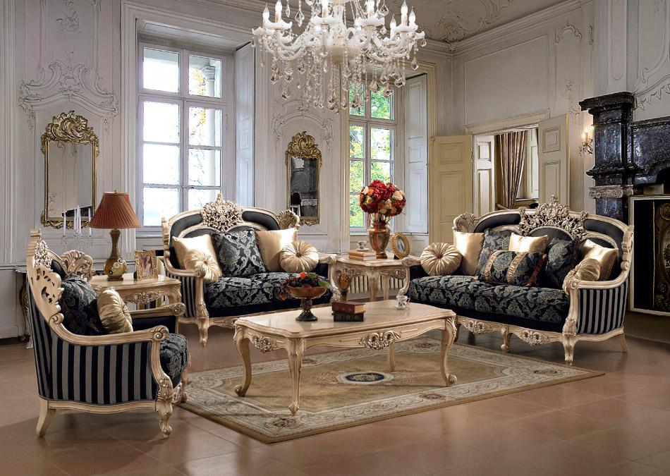 Homey Design   HD 03 3 Piece Living Room Set   HD 03