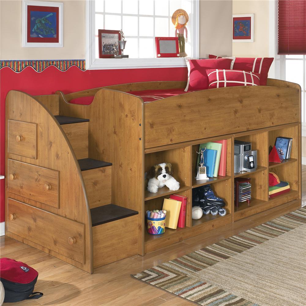 Kids Bed With Bookshelf Best 25 Ashley Furniture Kids Ideas On Pinterest Rustic Kids