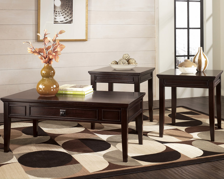 Martini Suite 3 In 1 Pack Occasional Table Set Signature Design By Ashley  Furniture